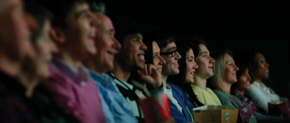 cinema audience