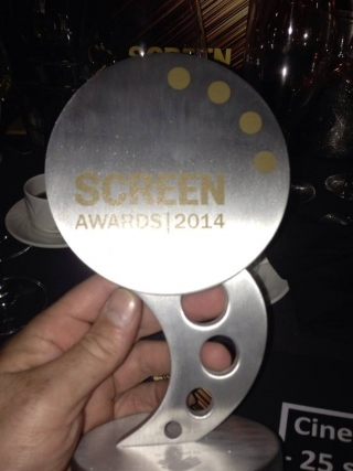 screen award 2014
