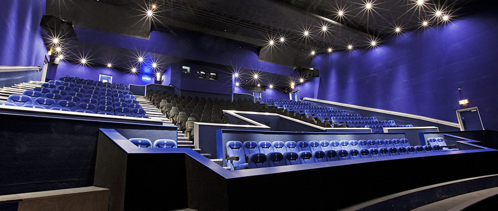 cinema auditorium