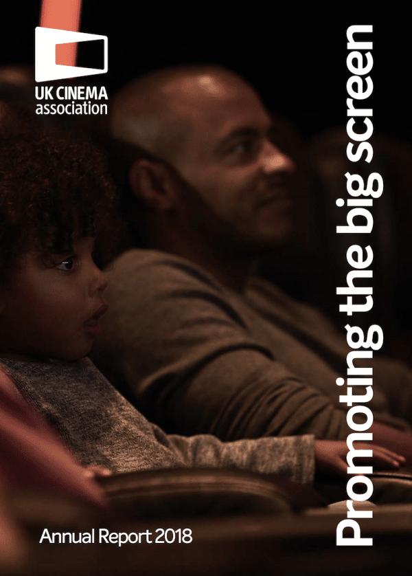 UKCA 2018 annual report cover
